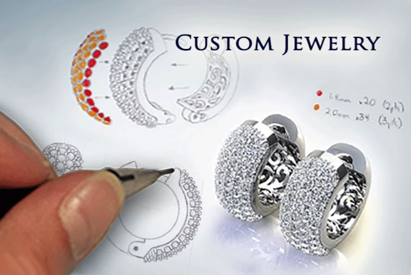 Schlener Jewelry Offers Full Serve Custom Design Thornton